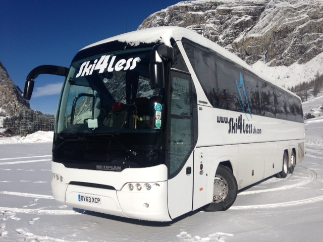Ski 4 Less coach travel 1